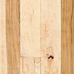 3/4 x 3-1/4 Hickory Unfinished Solid Hardwood Flooring
